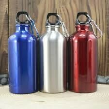 750ml Aluminum Alloy Water Bottle Hydration Outdoor Sport Cycling Travel