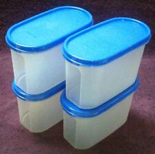 Tupperware - M.M.Oval#2 - 1.1 ltr - Blue Seal -Very Useful Dry Storage Container