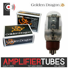 GOLDEN DRAGON KT66 Retro Amplifier Power Tubes SINGLE Valve /Matched PAIR / QUAD