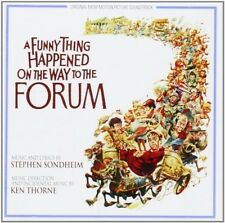 Funny Thing Happened On The Way To The Forum - S / Thorne,K Son (2011, CD NUEVO)