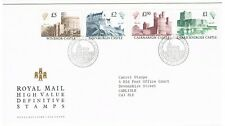 GB Stamps - First Day Covers.