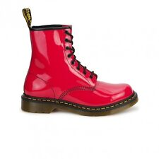 Boots 1460 Verni Red W H16 - Dr Martens