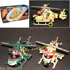 Battery Operated Helicopter Rising Up & Down Turning 360 Toy for Kids boys/girl