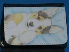 Denim Purse - prints of Dog Drawings Pug, Greyhound, Staffie, Collie, Chihuahua