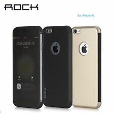 ROCK Dr.V Protective Invisible Flip Cover Case For Apple iPhone 6/6s 4.7""