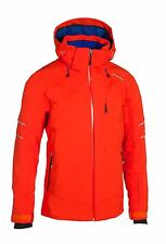 PHENIX ORCA JACKET Men Skijacke Herren Ski Jacke orange  S 48 M 50 L 52 *2016/17