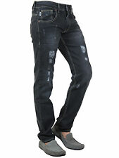 BRANDED Export Surplus J&J-black Denim Jeans For Men