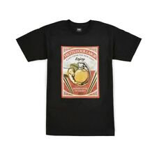 Obey Maglia Fruits Of Our Labor Basic S/S Tee Black 163081200 BLK