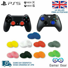 2 x Rubber Thumb Stick Cover Grip for PS3 PS4 or XBOX One Analog Controller