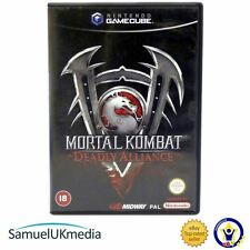 Mortal Kombat: Deadly Alliance (GameCube) **GREAT CONDITION**