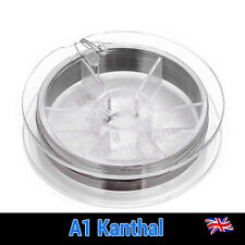 A1 Kanthal Wire 5 meter 0.15mm(34AWG) 0.2mm (32AWG) and 0.3mm(28AWG) 0.4 (26AWG)
