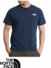 Men's North Face Cosmic Blue T-shirt