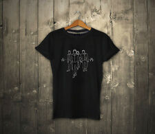 New  Arctic Monkeys T-shirt  UNISEX 100% COTTON Black Alex Turner Arctic Monkeys