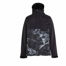 ARMADA EMMETT INSULATED JACKET BLACK WASH GIACCA FW 2017 S M L SKI FREESTYLE FRE