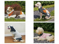 Rosewood Knitted Dog Jumper Sweater Pet Clothes Various Styles