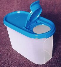 """Tupperware - M.M.Oval with """"FLIP TOP"""" lid for dry storage and easy usage"""