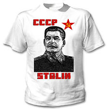 STALIN SOVIET UNION CCCP - NEW COTTON TSHIRT