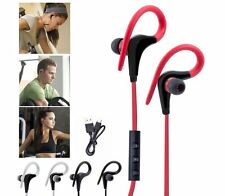 Wireless Sports Stereo Sweatproof Bluetooth Earphone Headphone Earbud Headset B1