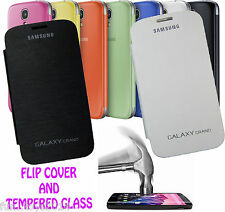 Back replacement flip flap cover case for samsung galaxy grand duos GT-I 9082...
