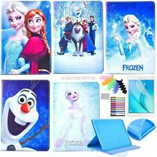 PU Leather Magnetic Stand Case for Samsung Galaxy iPad Tablets Frozen Flip Cover