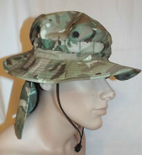 MTP CAMOUFLAGE TROPICAL COMBAT BOONIE BUSH SUN HAT - Sizes , British Army