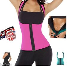 Best Plus Size Fat Burner Abdominal Stomach Waist Body Shaper Neoprene Yoga Vest