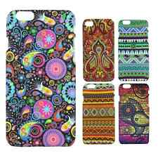 Heartly Aztec Print Tribal Matte Style Thin Hard Back Case Cover Apple iPhone 6