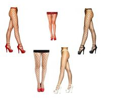 89bd6432778 Fishnet Tights Large Hole Fance Net Whalenet Tights in Black