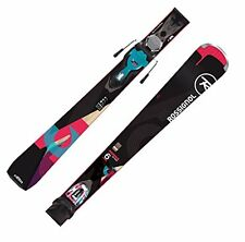 ROSSIGNOL Lady Ski FAMOUS 6 + Xpress 10 W  On Piste Rocker Carver 149-163 *2017