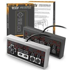 Nintendo NES MINI 2016 Classic Edition Wired Controller with 1.8m Cable by Orzly