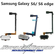 Boton Home Cable Flex Samsung Galaxy S6 G920 S6 Edge G925 Cambiar Menu Inicio