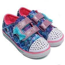 Tinkle Toes by Sketchers Twinkle Toes Chit Chat Lil Chatty Sneakers