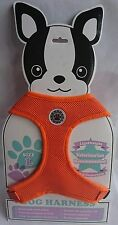 Comfortable Soft Mesh Padded Adjustable Dog Puppy Lightweight Breathable Harness