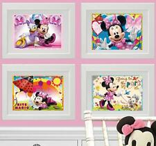 Disney  Minnie Mouse Daisy Picture Print Poster  wall bedroom (B2)