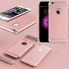Luxury Ultra thin Shockproof Armor Back Case Cover for Apple iPhone 5S 6S 7 Plus