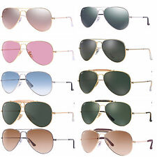 RAY-BAN GLASSES SUN AVIATOR AVIATOR ORIGINAL OFFICIAL SHIPPING FREE RAPID