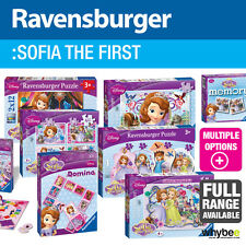 Ravensburger Sofia The First Children's Jigsaw Puzzles 8 designs to choose from!