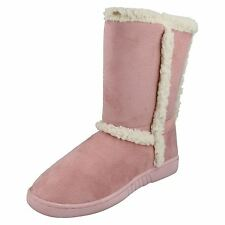 Ladies Filipo Says Faux Fur Lined Slipper Boots The Style - Filipo 02