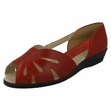 Ladies Equity Wide Fitting Sandals Cathy
