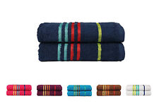 Casa Copenhagen 475 GSM EXOTIC 2 Pcs Medium Bath Towel