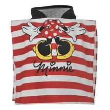 MINNIE MOUSE:GORGEOUS BABY HOODED TOWEL,VERY CUTE,,NEW WITH TAGS