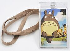 New Anime Studio Ghibli Totoro PVC Plastic Card Pass