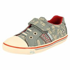 Boys Start Rite Canvas Shoes - Skate Park
