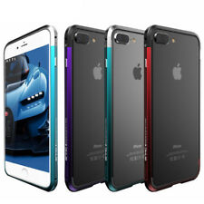 Ginmic L Double Color Alloy Metal Bumper Rim Case Cover for Apple iPhone 7 PLUS
