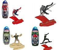 "Spider-Man 3 Titanium Series 3"" Action Mini Figure Choice of Assorted Characters"