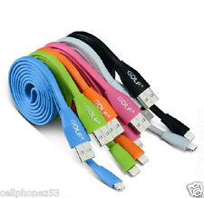 Golf Colourful Fast Charge Data Cable For Apple iPhone 5/5S/5C/6/6S.