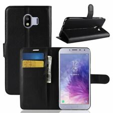 Luxury Genuine Real Leather Flip Case Wallet Cover For Samsung Galaxy Models UK