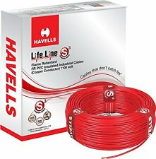 Havells Lifeline Cable / Wire 90 Meters