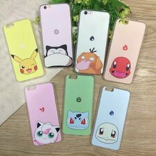 POKEMON PIKACHU PHONE CASE COVER FOR IPHONE 6/6S 6PLUS/6S PLUS