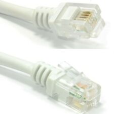ADSL2+ High Speed RJ11 to RJ11 Broadband Modem Internet Router Phone Line Cable